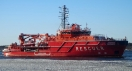 "Multipurpose salvage vessel ""SPASATEL ZABORSHCHIKOV""  set off on sea trials"