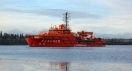 "Multipurpose salvage vessel ""SPASATEL ZABORSHCHIKOV""  has successfully completed acceptance test"