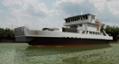Nevsky Shipyard will lay the keel of self-propelled car and passenger ferry