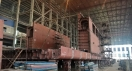 Nevsky Shipyard continues the construction of a series of RSD59 vessels