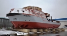 Nevsky Shipyard launched the fourth MPSV12 tug-salvage vessel