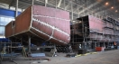 Nevsky Shipyard continues building the series of dry cargo vessels of the RSD59 project