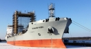 "The construction of the tanker ""Academician Pashin"" is continuing at Nevsky Shipyard"