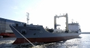 Nevsky Shipyard continues  testing of unique replenishment system
