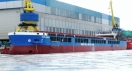 "Nevsky Shipyard started mooring trials of the dry cargo vessel ""Pola Anfisa"""